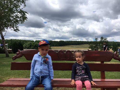Gyermekvállalás koraszülés után - Béci és Bori