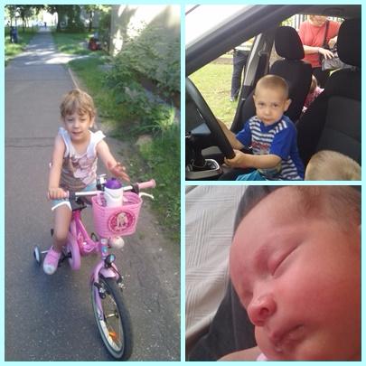 Gyermekvállalás koraszülés után - Dóri, Máté és Nóri