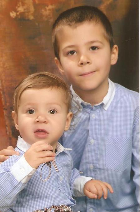 Gyermekvállalás koraszülés után - Levi és Beni