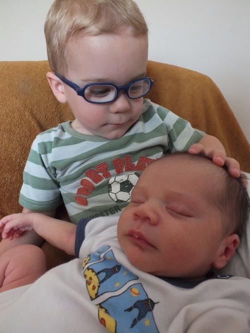 Gyermekvállalás koraszülés után - Nándi és Marci