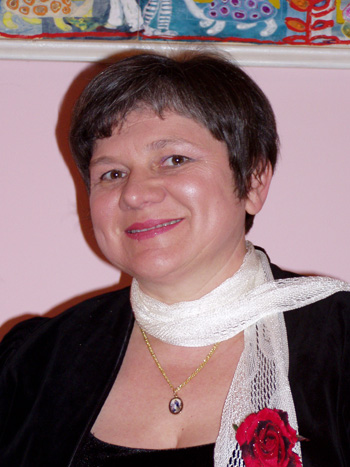 Tunyogi Erzsébet, a Tunyogi Gyógyító Játszóház Vezetője