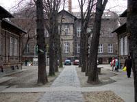 I. számú Gyermekklinika Koraszülött Osztálya (Bókay utca)