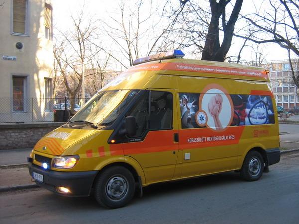 Szívbeteg Gyermekekért Alapítvány a Pécsi Gyermekklinikán