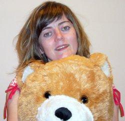 Kovács Andrea, gyógytornász / fizioterapeuta