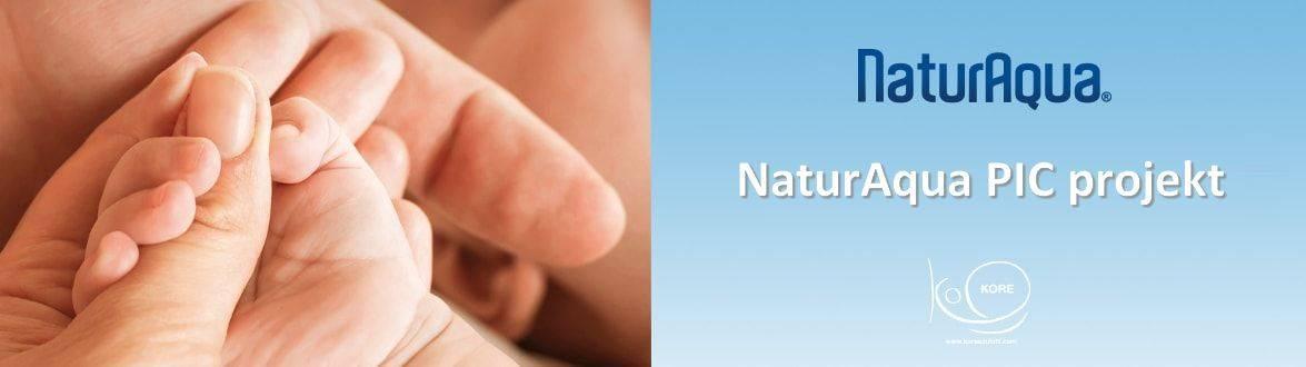 Adományok koraszülötteknek a Naturaqua jóvoltából, Pic projecteke a legkiebbekért