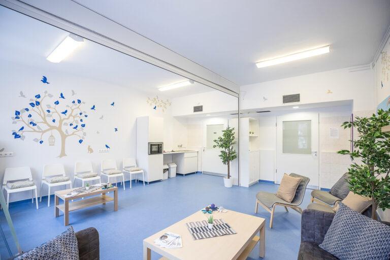 Debreceni Egyetem Klinikai Központ – Gyermekklinika – Koraszülött Intenzív Centrum
