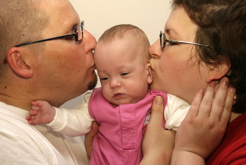 Janka és a szülők