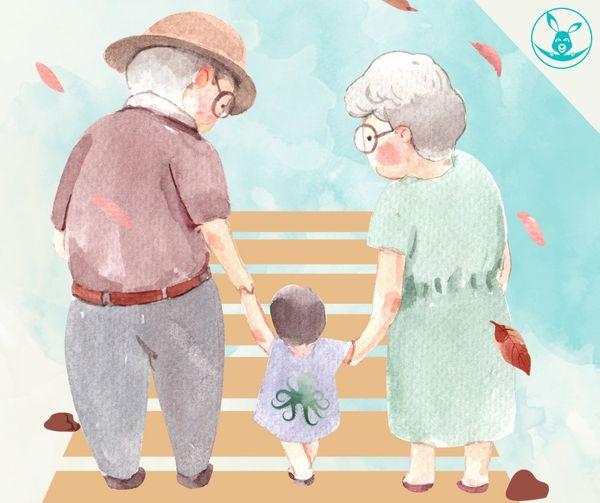 Drága nagyik – mamák, papák –, szeretettel köszöntünk titeket ezen a napon!